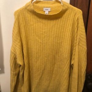 Old Navy Mock-neck Sweater